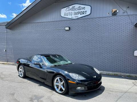 2011 Chevrolet Corvette for sale at Collection Auto Import in Charlotte NC