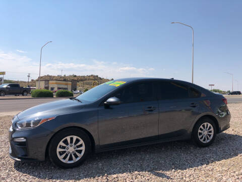 2020 Kia Forte for sale at 1st Quality Motors LLC in Gallup NM