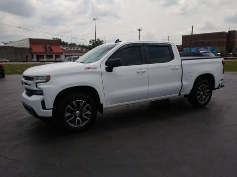 2020 Chevrolet Silverado 1500 for sale at Big Boys Auto Sales in Russellville KY