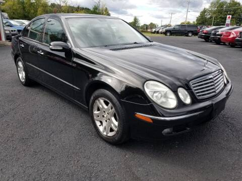 2005 Mercedes-Benz E-Class for sale at Arcia Services LLC in Chittenango NY