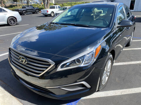 2017 Hyundai Sonata for sale at Cars4U in Escondido CA