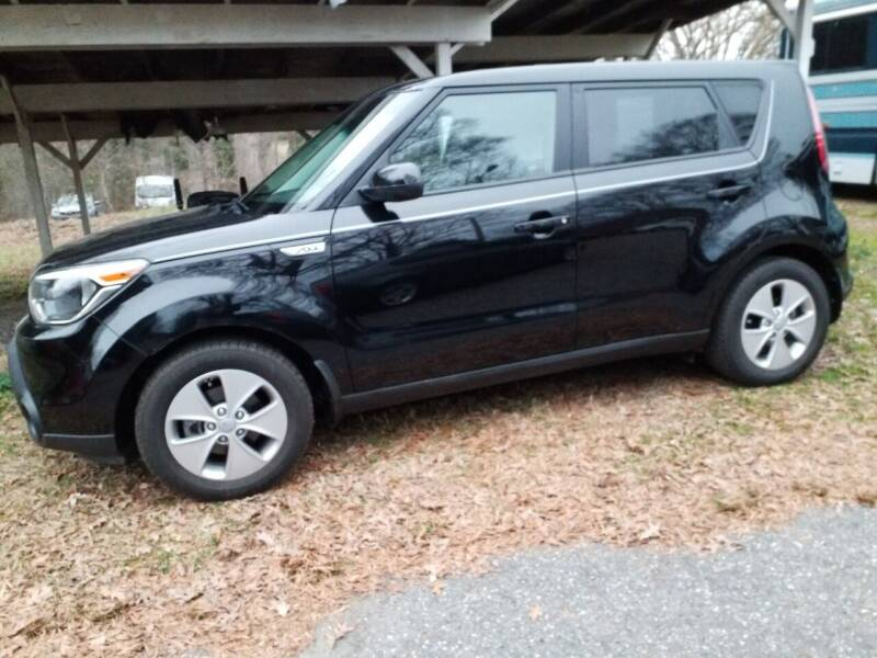 2016 Kia Soul for sale at Lister Motorsports in Troutman NC