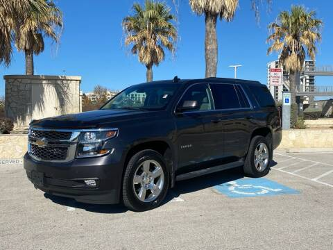 2016 Chevrolet Tahoe for sale at Motorcars Group Management - Bud Johnson Motor Co in San Antonio TX