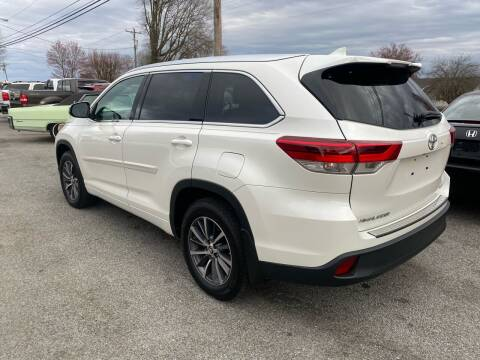 2018 Toyota Highlander for sale at Drivers Auto Sales in Boonville NC