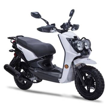 2021 Wolf Brand Scooters Rugby II for sale at Bollman Auto Center in Rock Falls IL