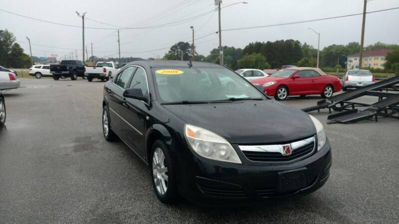 2008 Saturn Aura for sale at Kelly & Kelly Supermarket of Cars in Fayetteville NC
