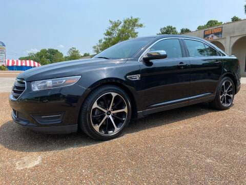 2015 Ford Taurus for sale at DABBS MIDSOUTH INTERNET in Clarksville TN