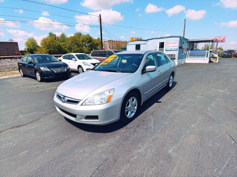 2007 Honda Accord for sale at DISCOUNT AUTO SALES in Murfreesboro TN