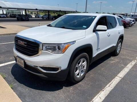 2019 GMC Acadia for sale at Jerry's Buick GMC in Weatherford TX