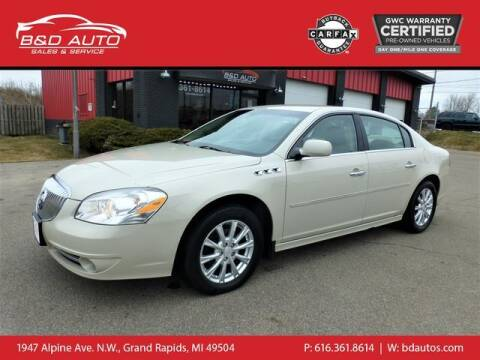 2011 Buick Lucerne for sale at B&D Auto Sales Inc in Grand Rapids MI