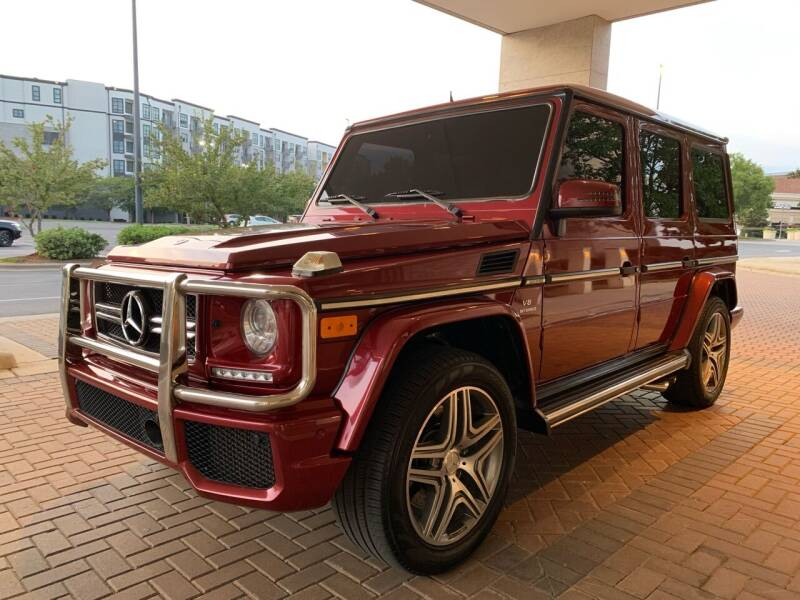 2014 Mercedes-Benz G-Class for sale at 5 Star Auto in Matthews NC