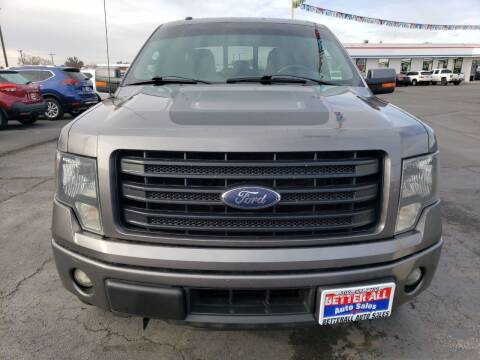 2014 Ford F-150 for sale at Better All Auto Sales in Yakima WA