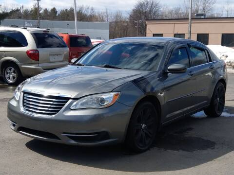 2012 Chrysler 200 for sale at United Auto Service in Leominster MA
