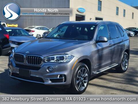 2018 BMW X5 for sale at 1 North Preowned in Danvers MA