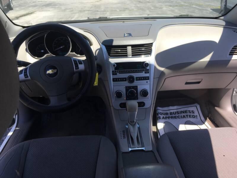2012 Chevrolet Malibu LS 4dr Sedan - Merrillville IN