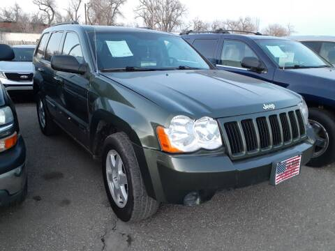 2008 Jeep Grand Cherokee for sale at L & J Motors in Mandan ND