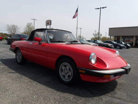 1984 Alfa Romeo Spider for sale at TAPP MOTORS INC in Owensboro KY