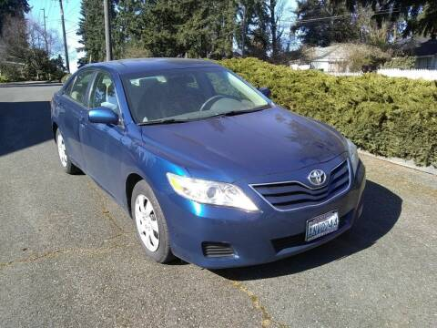 2011 Toyota Camry for sale at Seattle Motorsports in Shoreline WA