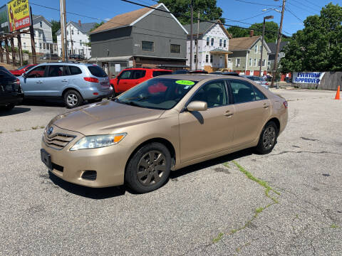 2010 Toyota Camry for sale at Capital Auto Sales in Providence RI