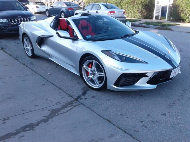 2020 Chevrolet Corvette for sale at Nelsons Auto Specialists in New Bedford MA