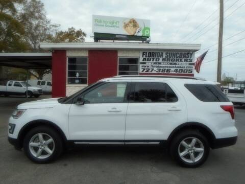 2017 Ford Explorer for sale at Florida Suncoast Auto Brokers in Palm Harbor FL