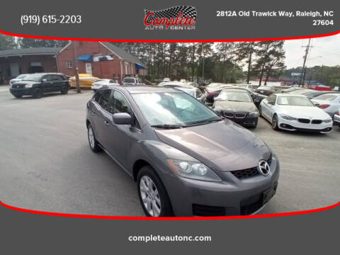 2009 Mazda CX-7 for sale at Complete Auto Center , Inc in Raleigh NC
