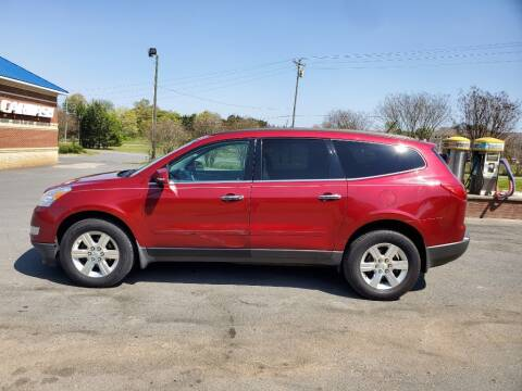 2012 Chevrolet Traverse for sale at United Auto LLC in Fort Mill SC