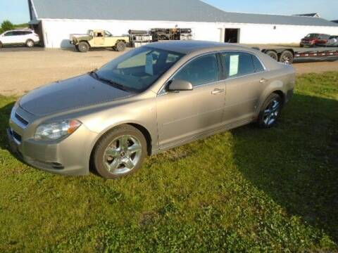 2008 Chevrolet Malibu for sale at SWENSON MOTORS in Gaylord MN