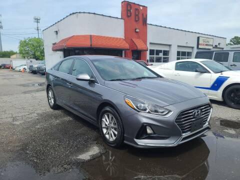 2018 Hyundai Sonata for sale at Best Buy Wheels in Virginia Beach VA