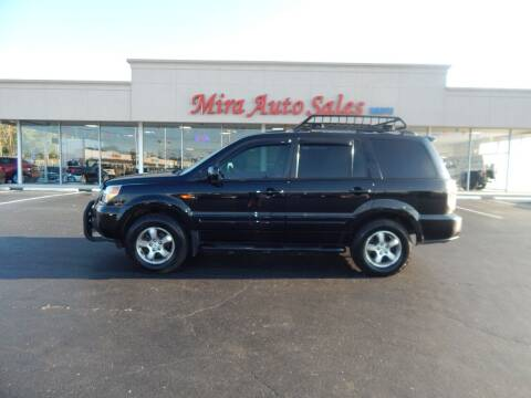 2008 Honda Pilot for sale at Mira Auto Sales in Dayton OH
