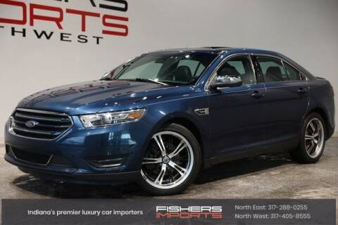 2017 Ford Taurus for sale at Fishers Imports in Fishers IN