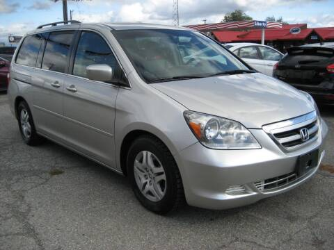 2005 Honda Odyssey for sale at Stateline Auto Sales in Post Falls ID