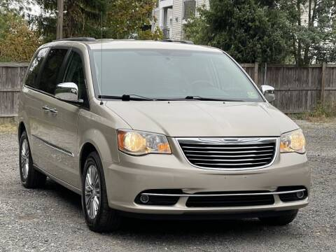 2013 Chrysler Town and Country for sale at Prize Auto in Alexandria VA