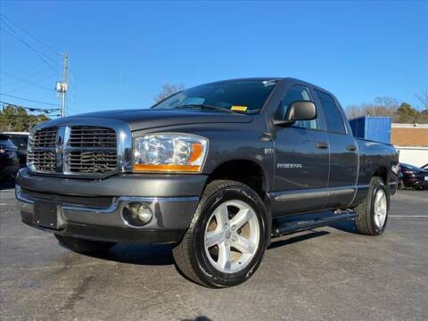 2006 Dodge Ram Pickup 1500 for sale at iDeal Auto in Raleigh NC
