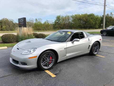 2006 Chevrolet Corvette for sale at Fox Valley Motorworks in Lake In The Hills IL