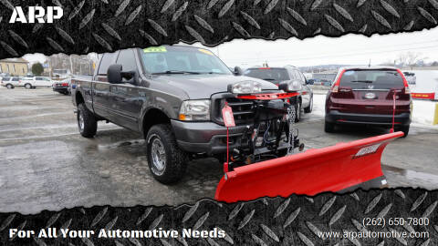 2004 Ford F-250 Super Duty for sale at ARP in Waukesha WI