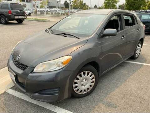2010 Toyota Matrix for sale at M&N Auto Service & Sales in El Cajon CA