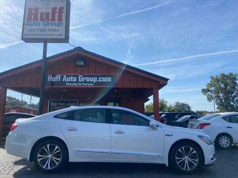 2017 Buick LaCrosse for sale at HUFF AUTO GROUP in Jackson MI