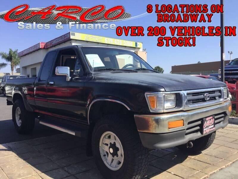 1994 Toyota Pickup for sale in Chula Vista, CA