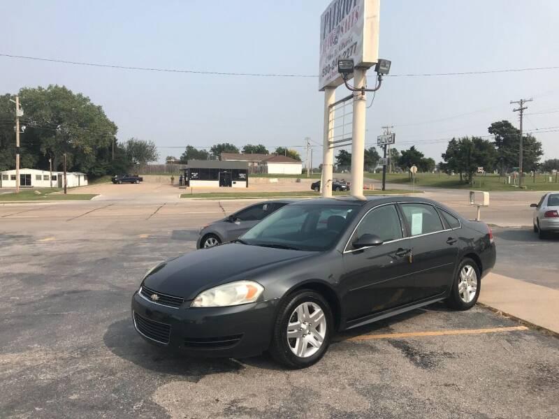 2012 Chevrolet Impala LT Fleet 4dr Sedan - Lawton OK