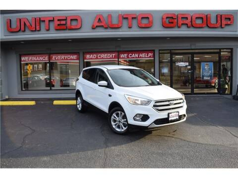 2017 Ford Escape for sale at United Auto Group in Putnam CT