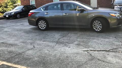 2017 Nissan Altima for sale at Paramount Autosport in Kennesaw GA