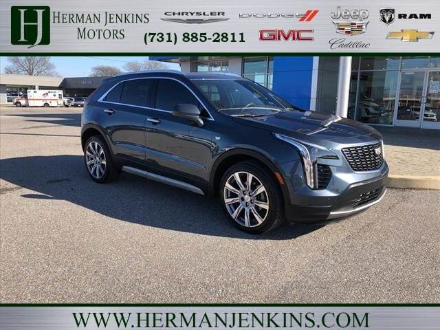 2019 Cadillac XT4 for sale at Herman Jenkins Used Cars in Union City TN