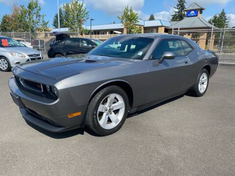 2011 Dodge Challenger for sale at Vista Auto Sales in Lakewood WA