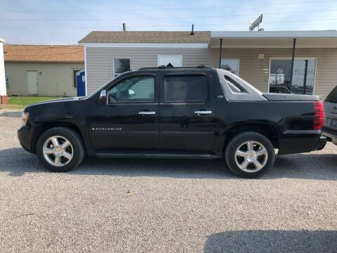 2008 Chevrolet Avalanche for sale at Wildcat Used Cars in Somerset KY