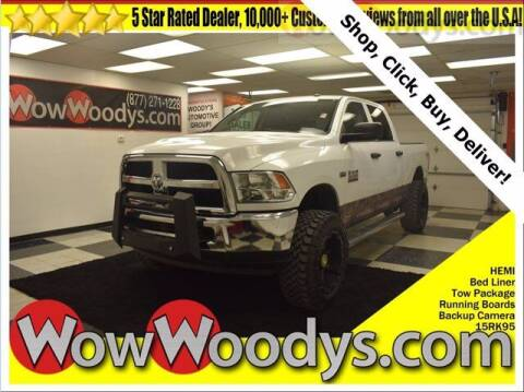 2015 RAM Ram Pickup 2500 for sale at WOODY'S AUTOMOTIVE GROUP in Chillicothe MO