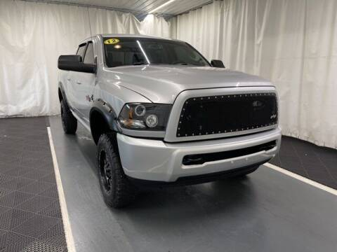 2012 RAM Ram Pickup 2500 for sale at Monster Motors in Michigan Center MI