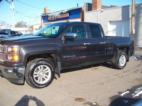 2014 Chevrolet Silverado 1500 for sale at North Metro Auto Sales in Cambridge MN