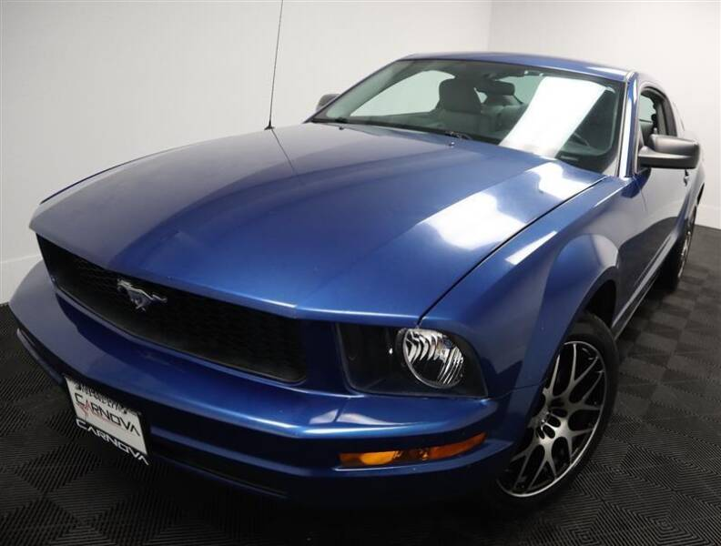2007 Ford Mustang for sale at CarNova in Stafford VA