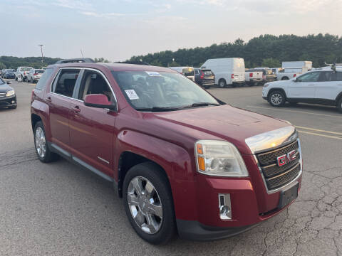 2011 GMC Terrain for sale at Trocci's Auto Sales in West Pittsburg PA
